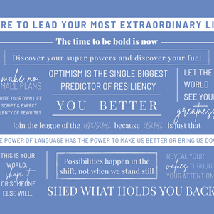 A Vision for Your Extraordinary Future