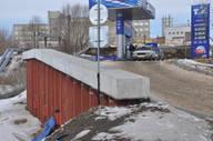Автозаправка. Нижний Новгород. Трубошпунт. WOF/WOM180