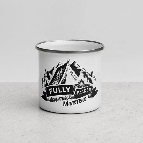 Enamel Camp Mug