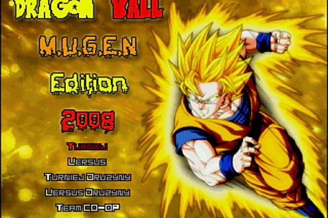 Ball dragon free z download game mugen 2009 edition
