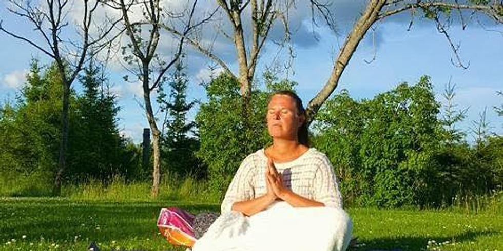 Yoga med Maria Bahri Andersson