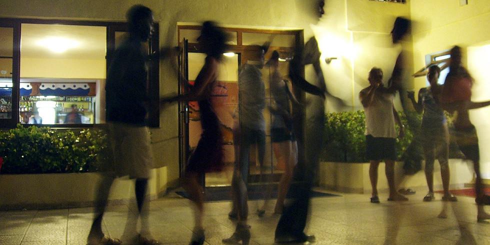 Överlev på dansgolvet med salsa nyb/forts