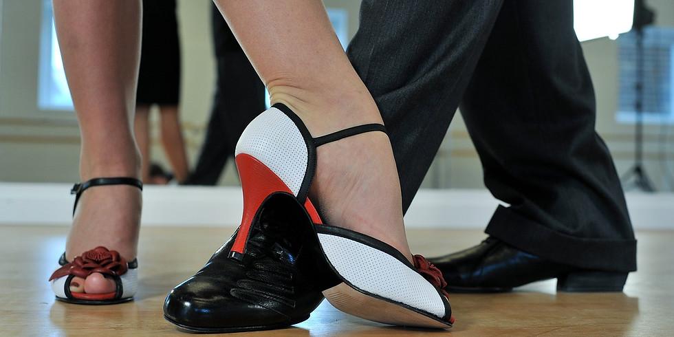 Argentinsk tango nyb/forts söndag