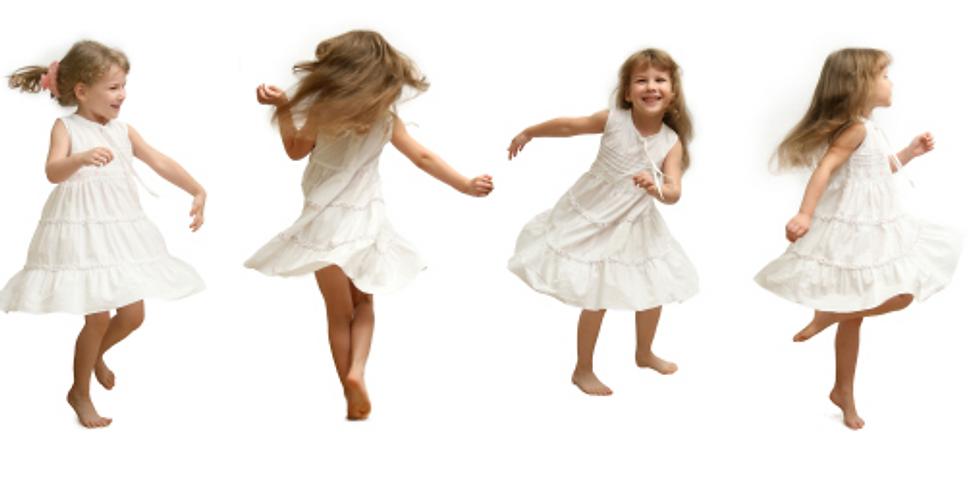 Barndans 3-4 år