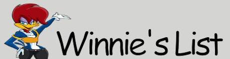 Winnies List