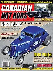 Canadian Hot Rod Magazine