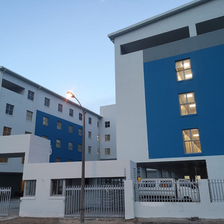 STUDENT ACCOMMODATION AND TRANSITIONAL HOUSING