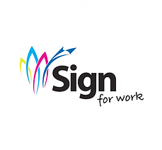 Sign for Work logo