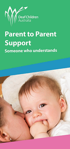 Parent to Parent Support