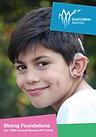 Deaf Children Australia Annual Review