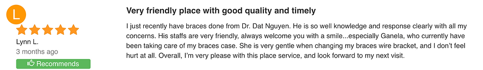 datdental patient review