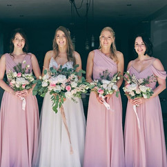 Bridal goals from one of our summer wedd