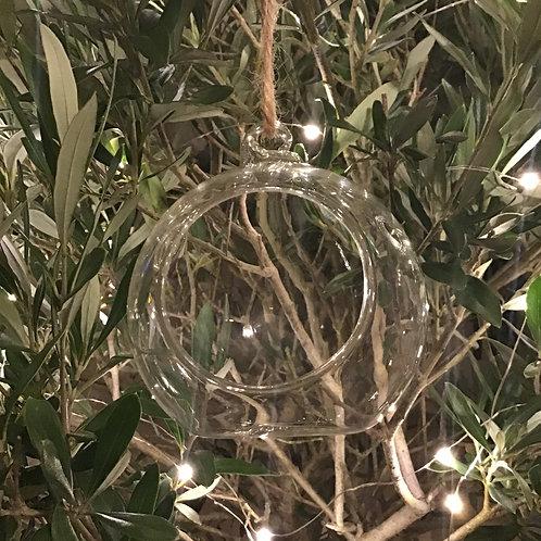 Hanging Glass Globe