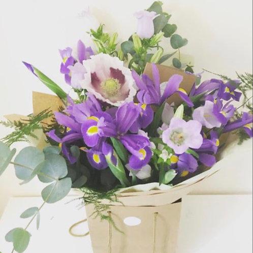 The Indigo Mix Bouquet