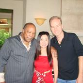 Quincy Jones, Cheng Lin & KC