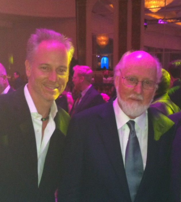 KC & John Williams
