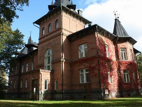 TVS:lle uudet tilat Lielahden kartanosta