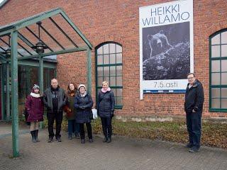 Heikki Willamon näyttely Salossa