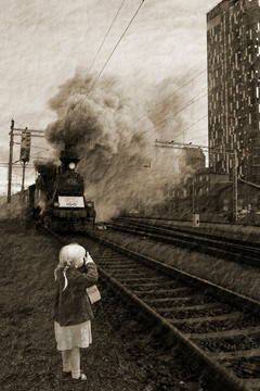 Junasta jäänyt - Tiina Koivulahti