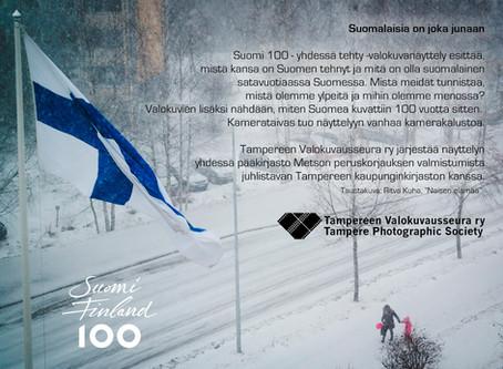 Suomi 100 - yhdessä tehty