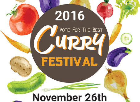 2016 Curry Festival