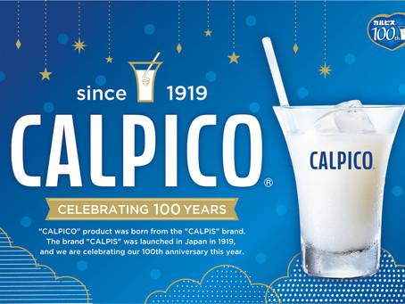 Calpico® 100th Anniversary