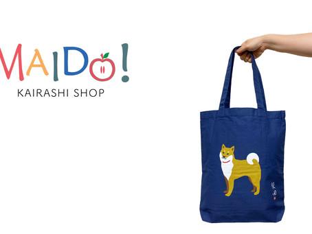 Kairashi Shop is now open!!