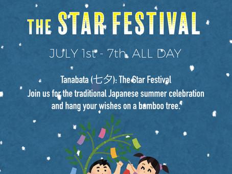 THE STAR FESTIVAL