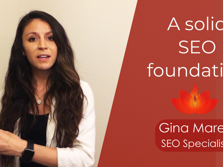 The First Step to a Solid SEO Foundation