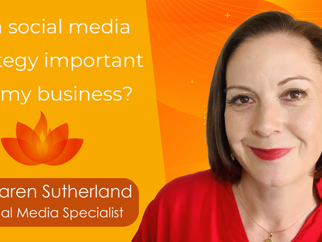 Is a Social Media Strategy Important for My Business?