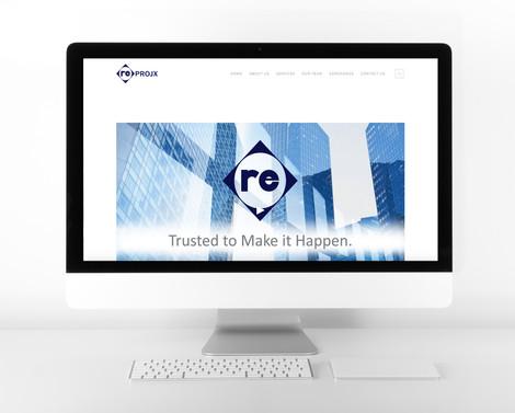Web Design - reProjx