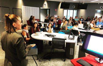 Dr Karen Sutherland Training Seminar