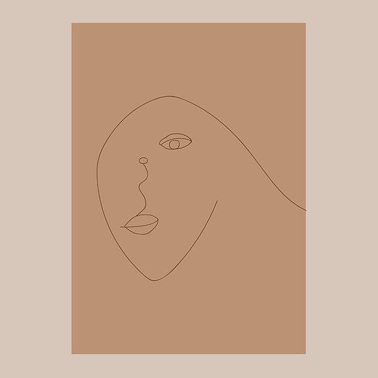 """""""Profil""""  par Janis Jacobs"""