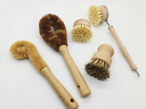 Bamboo Natural Brushes