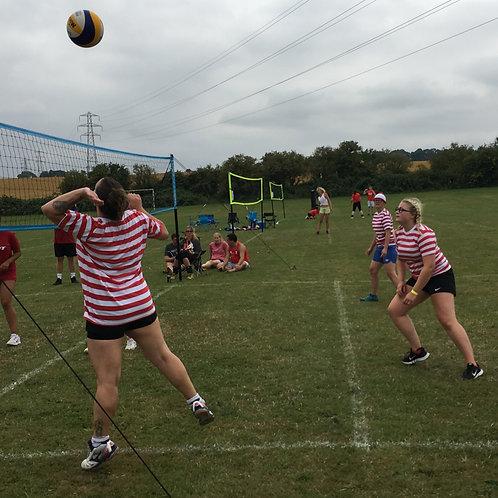 6's Entry - Ladies Division 1