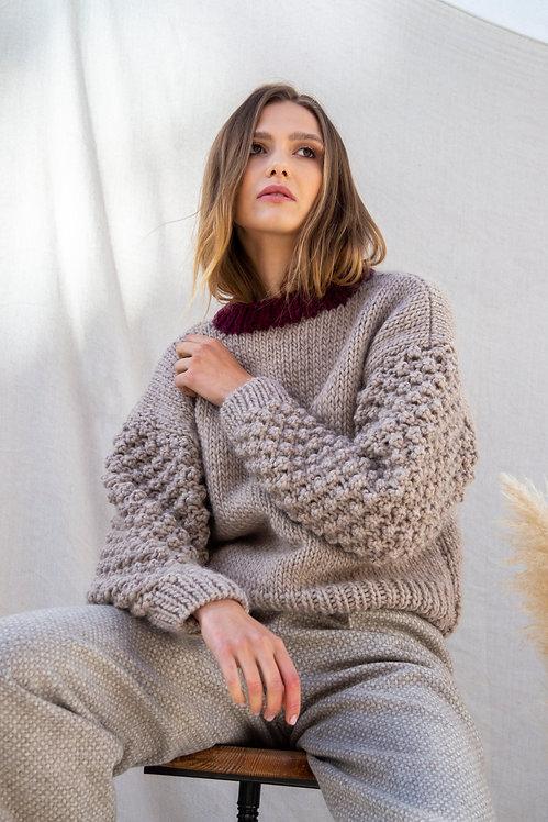 Safira | knit sweater