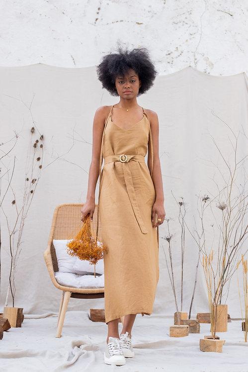 JOAQUINA | Linen dress