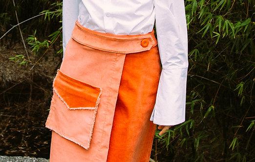 Waterlily skirt