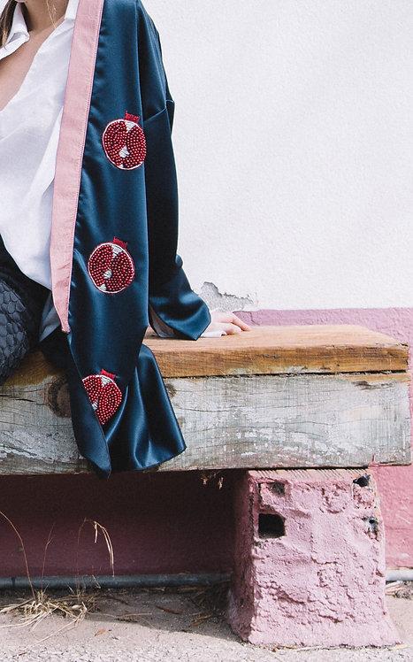 Pomegranate kimono