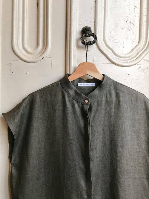 AMÁLIA linen shirt