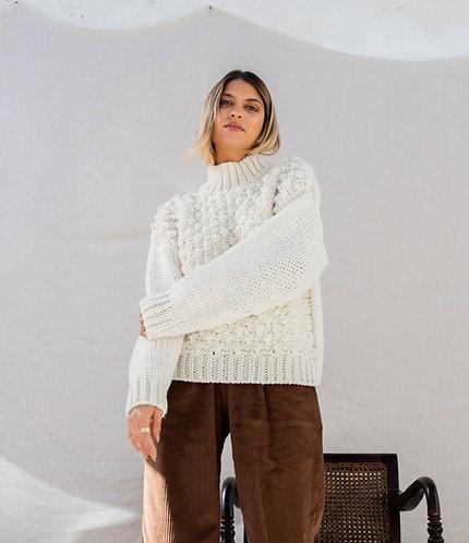 Uva wool | Knit sweater