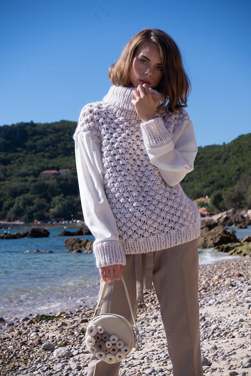 Ulva knit sweater