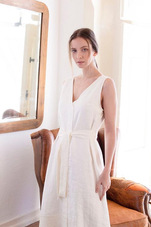 Tanzanita | Linen dress