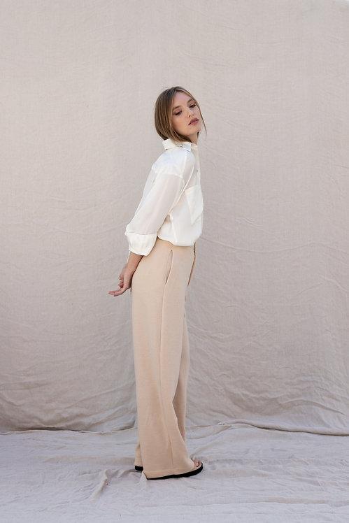 AURORA knit trousers