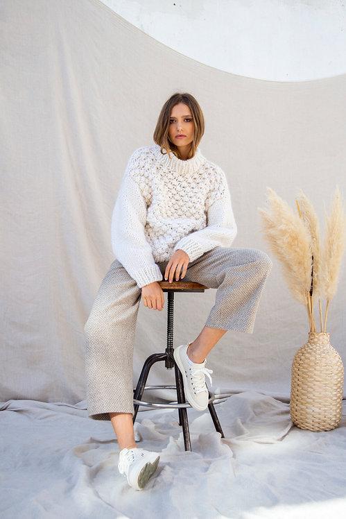 Uva wool   Knit sweater