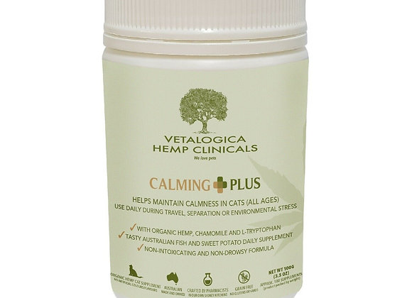 Vetalogica Cat - Calming Plus 100g