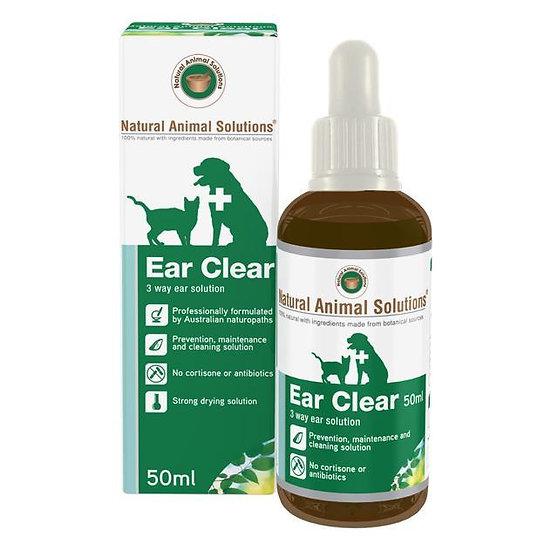 NAS EAR CLEANER 50ML