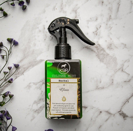 Cologne - Herbal + Insect Repellent 150ml