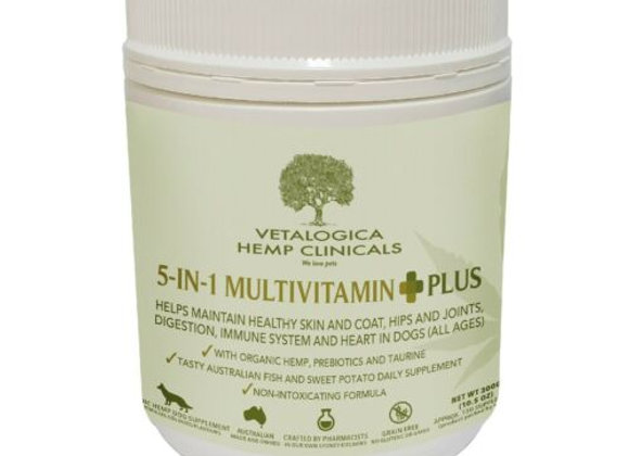 Vetalogica Dog - 5 in 1 Multivitamin Plus 300g