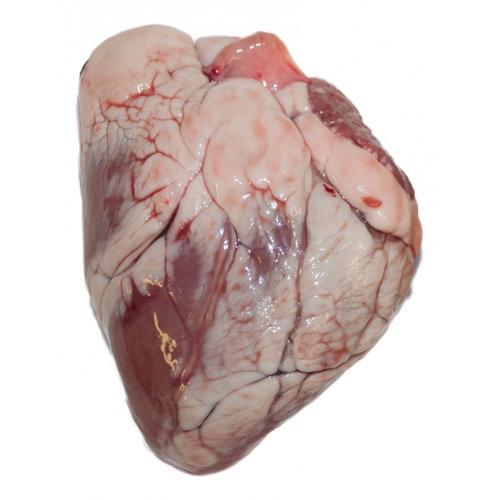 Lamb Heart 500g diced